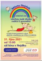 Dětské divadlo říjen